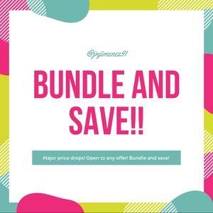 ‼️ Bundle and SAVE ‼️